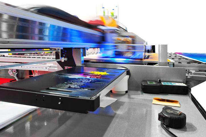 Impresión UV como la nueva revolución para los negocios