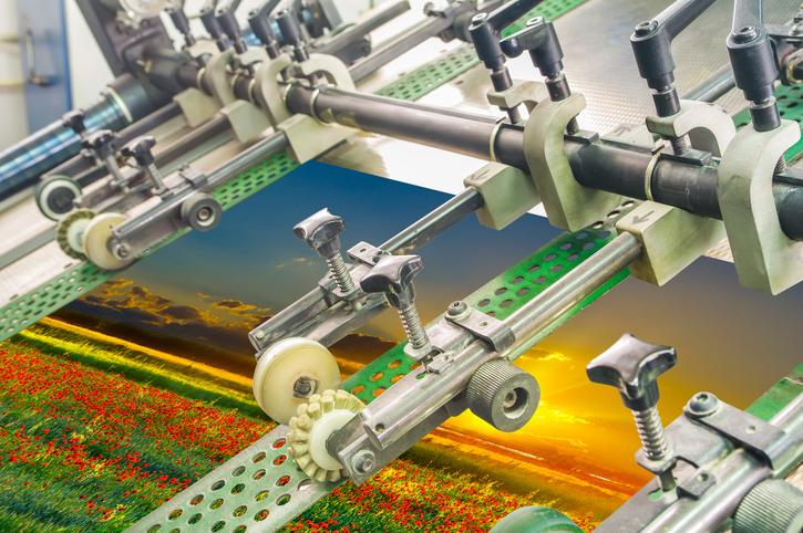 ¿En qué tipo de materiales se puede imprimir?