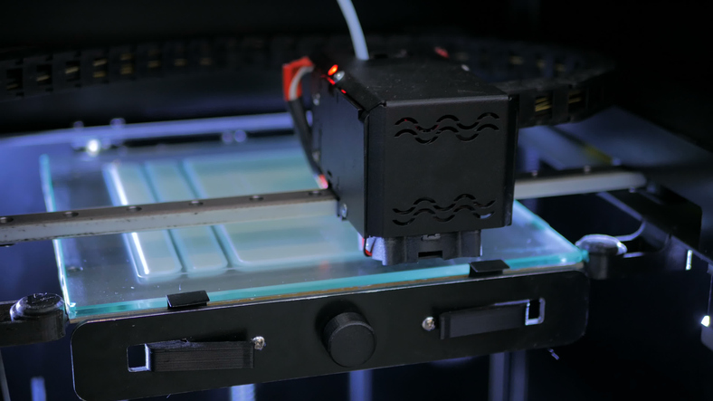 Efectos 3D en documentos impresos