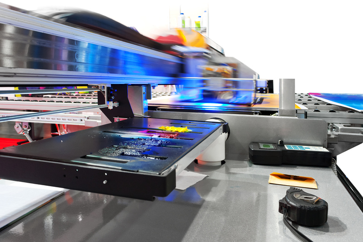 Servicio de impresión en materiales transparentes