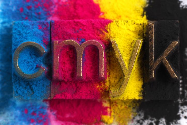 Pantone y CMYK en la impresión Offset