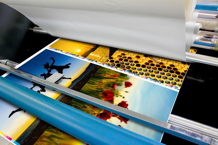Usos del espectrofotómetro en la imprenta