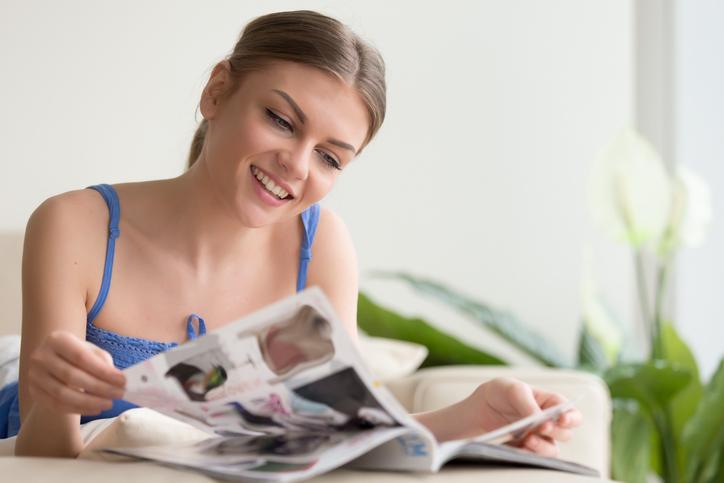 ventajas de los catálogos imrpesos