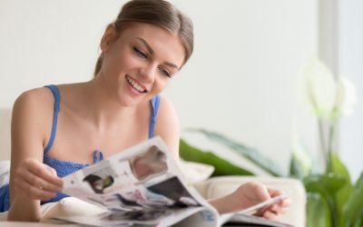 Ventajas de los catálogos impresos